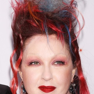 Cyndi Lauper in The Broadway Premiere of Kinky Boots - Arrivals
