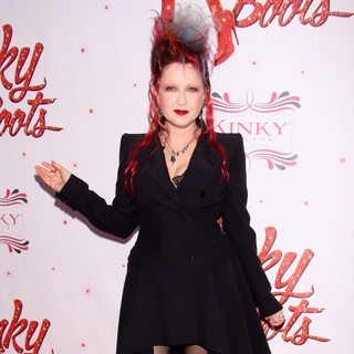 The Broadway Premiere of Kinky Boots - Arrivals