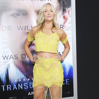 Los Angeles Premiere of Warner Bros. Pictures and Alcon Entertainment's Transcendence - cynthia-daniel-premiere-transcendence-02