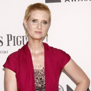 Cynthia Nixon in The 66th Annual Tony Awards - Arrivals