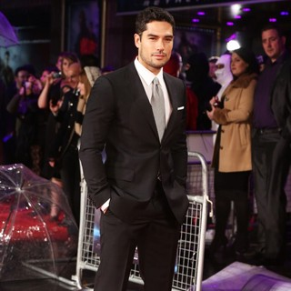 D.J. Cotrona in U.K. Film Premiere of G.I. Joe: Retaliation - Arrivals