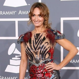 D'Manti in 54th Annual GRAMMY Awards - Arrivals