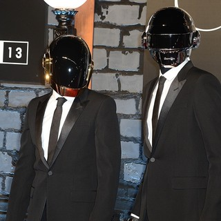 Daft Punk in 2013 MTV Video Music Awards - Arrivals