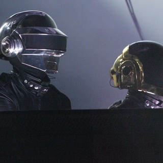 Daft Punk in NevereverLand Music Festival