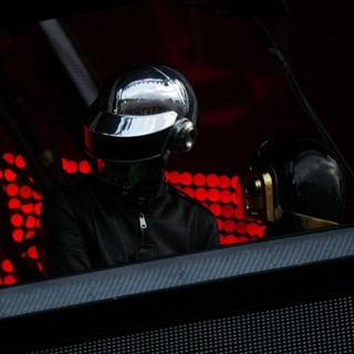 Daft Punk in O2 Wireless Festival 2007 - Day 3 Live Performance