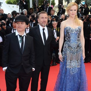 Olivier Dahan, Tim Roth, Nicole Kidman in 67th Cannes Film Festival - Opening Ceremony