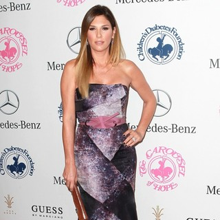 Daisy Fuentes in 26th Anniversary Carousel of Hope Ball - Presented by Mercedes-Benz - Arrivals