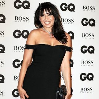 Daisy Lowe in 2016 GQ Men of The Year Awards