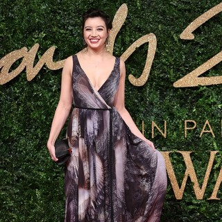 Daisy Lowe in The British Fashion Awards 2015 - Arrivals