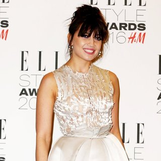 Daisy Lowe in Elle Style Awards 2016 - Arrivals