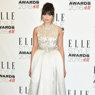 Daisy Lowe - Elle Style Awards 2016 - Arrivals