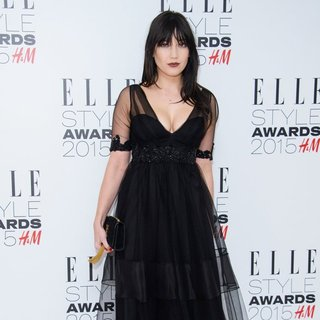 Daisy Lowe in ELLE Style Awards 2015 - Arrivals - daisy-lowe-elle-syle-awards-2015-02