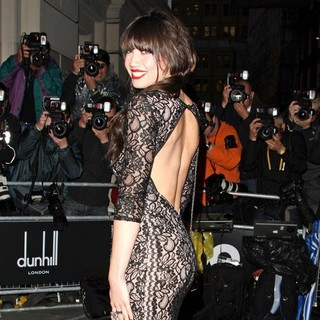 Daisy Lowe in GQ Men of The Year Awards 2011 - Arrivals