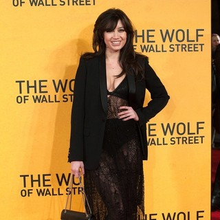 Daisy Lowe - The Wolf of Wall Street U.K. Premiere