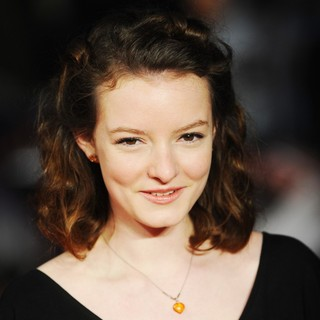 Dakota Blue Richards in Trance World Premiere - Arrivals