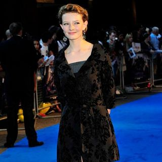 Dakota Blue Richards in The UK Premiere of Transformers Dark of the Moon