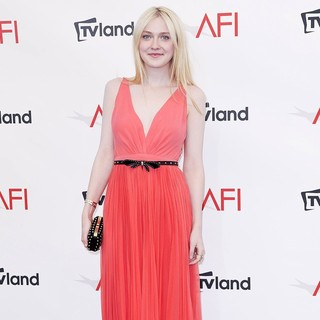 Dakota Fanning in The 40th AFI Life Achievement Award Honoring Shirley MacLaine