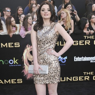 Dakota Hood in Los Angeles Premiere of The Hunger Games - Arrivals
