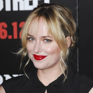 Dakota Johnson in Los Angeles Premiere of 21 Jump Street - Arrivals