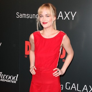 Dakota Johnson in The Premiere of Django Unchained