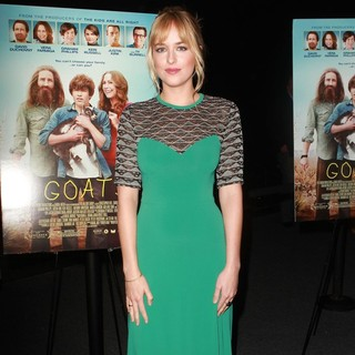 Dakota Johnson in The Premiere of Image Entertainment's Goats
