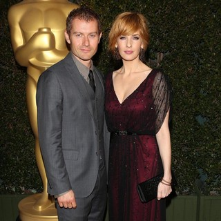 James Badge Dale, Kelly Reilly in The Academy of Motion Pictures Arts and Sciences' 4th Annual Governors Awards - Arrivals