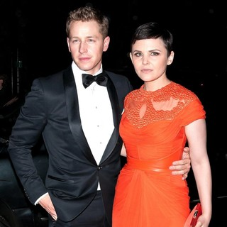 Josh Dallas, Ginnifer Goodwin in Met Ball 2012 Afterparty