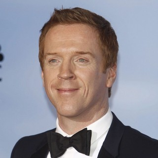Damian Lewis in The 69th Annual Golden Globe Awards - Press Room