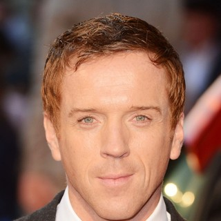 Damian Lewis in The Sweeney UK Film Premiere - Arrivals