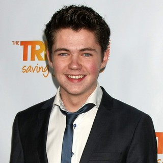 Damian McGinty in The Trevor Project's 2011 Trevor Live! - Arrivals