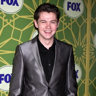 Damian McGinty in Fox 2012 All Star Winter Party - Arrivals
