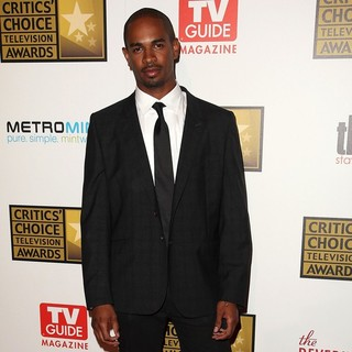 Damon Wayans Jr. in 2012 Critics' Choice TV Awards - Arrivals