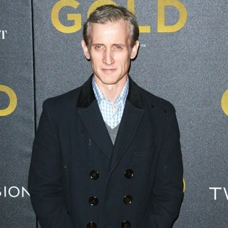 Dan Abrams-World Premiere of Gold - Red Carpet Arrivals