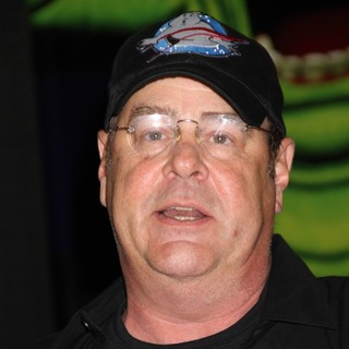 Dan Aykroyd in Dan Aykroyd Unveils Ghostbusters Slot Machine and Cuts Ribbon at The Global Gaming Expo 2011