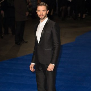 Dan Stevens in Night at the Museum: Secret of the Tomb UK Film Premiere - Arrivals