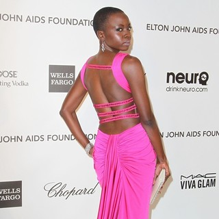 Danai Gurira in 21st Annual Elton John AIDS Foundation's Oscar Viewing Party