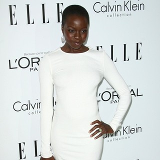 Danai Gurira in ELLE's 19th Annual Women in Hollywood Celebration - Arrivals