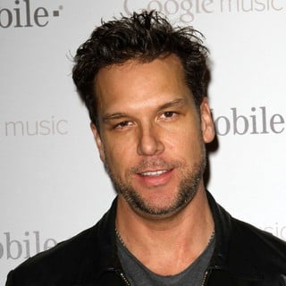Dane Cook in Celebrity Magenta Carpet Arrivals at The Launch Party for Google Music Available on T-Mobile