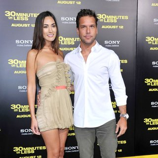 Dane Cook in Los Angeles Premiere of 30 Minutes or Less