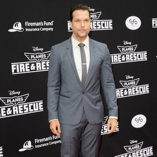 Dane Cook in Film Premiere Planes: Fire and Rescue