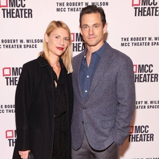 Claire Danes, Hugh Dancy in Opening Night Seared - Arrivals