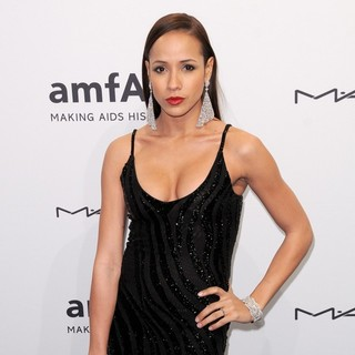 Dania Ramirez in The amfAR Gala 2013