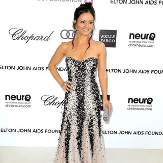 Danica McKellar in The 20th Annual Elton John AIDS Foundation's Oscar Viewing Party - Arrivals