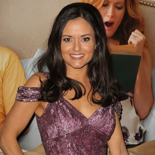 Danica McKellar in This Is 40 - Los Angeles Premiere - Arrivals