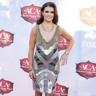 Danica Patrick in 2013 American Country Awards - Arrivals