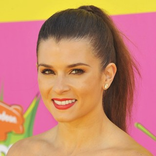 Danica Patrick in Nickelodeon's 26th Annual Kids' Choice Awards - Arrivals
