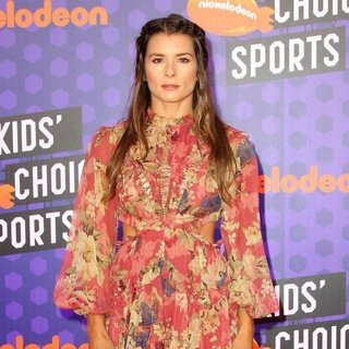 Danica Patrick in Nickelodeon Kids' Choice Sports Awards 2018 - Arrivals