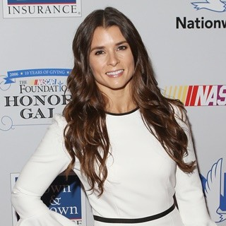 Danica Patrick in NASCAR Foundation's Inaugural Honors Gala