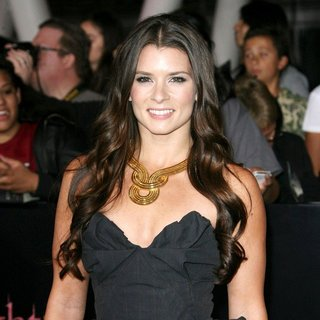 Danica Patrick in The Twilight Saga's Breaking Dawn Part I World Premiere