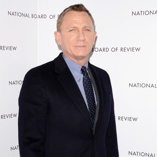 Daniel Craig in The 2013 National Board of Review Awards Gala - Outside Arrivals